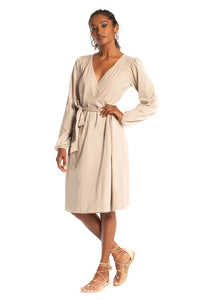 Synergy | Camila Wrap Dress