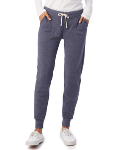 Alternative | Fleece Jogger in Eco True Navy at SHiFT Bainbridge
