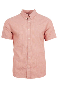 United by Blue | Natural Short Sleeve in Salmon
