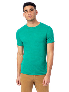Alternative | Eco Crew Tee in True Green
