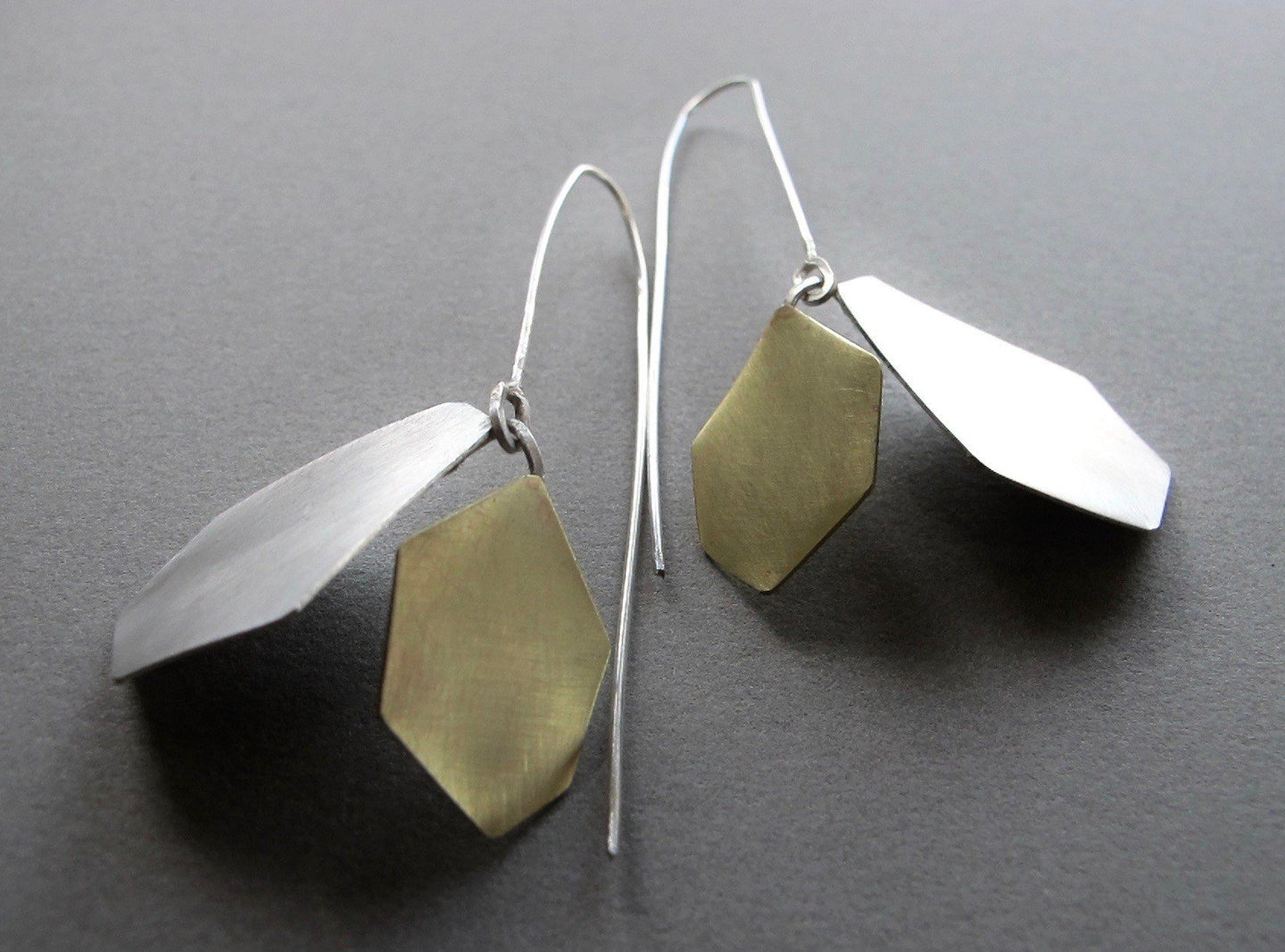 Di Luce Design | E-Sinker in Silver & Brass at SHiFT Bainbridge