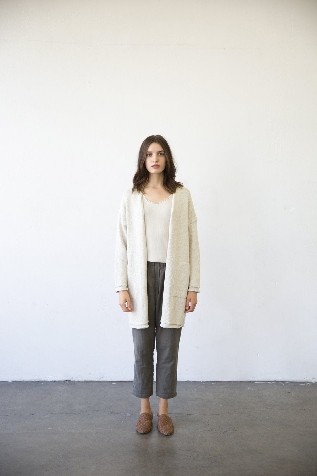 It Is Well | Sweater Coat in Natural