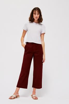 Lacausa | Brushed Max Trousers in Jam