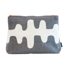 Load image into Gallery viewer, Maika | Echo Charcoal Pouch