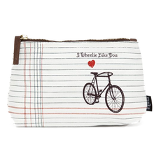 Load image into Gallery viewer, Maika | Medium I Wheelie Like You Pouch