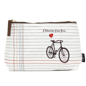 Maika | Medium I Wheelie Like You Pouch