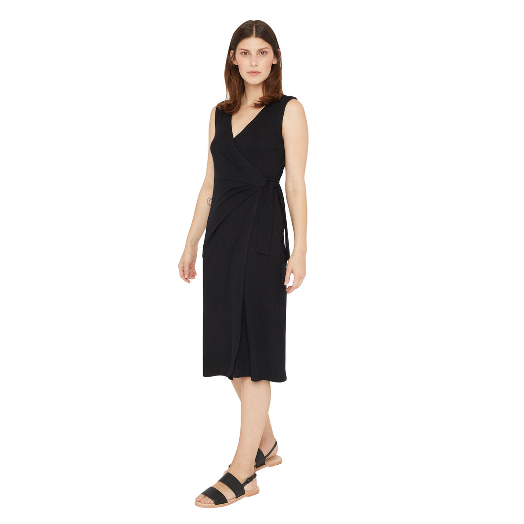 Sarah Liller | Persephony Dress in Black