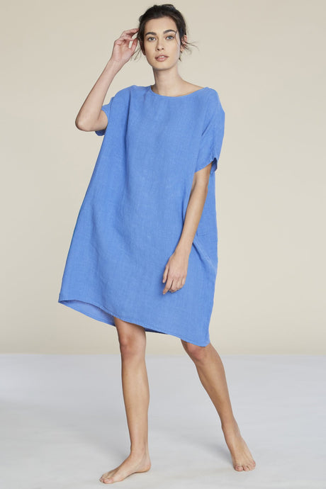 Filosofia | Erin Dress in Blue