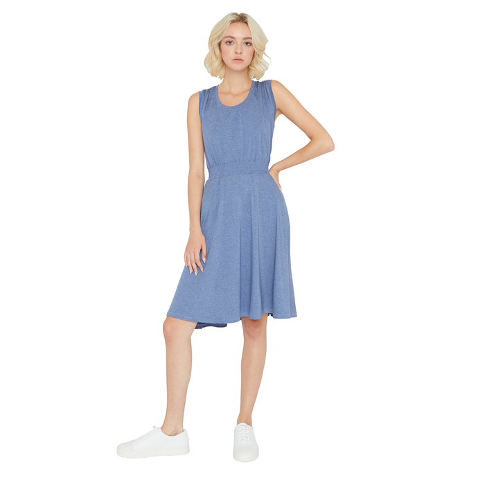 Sarah Liller | Colette Dress in Chambray