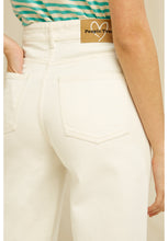 Load image into Gallery viewer, People Tree | Wide Leg Trouser in Cream