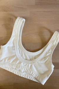 Back Beat Co. | Double Band Bra in Natural