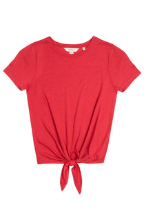 People Tree | Cassie Top in Red