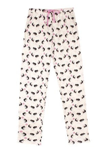 People Tree | Cat PJ Trousers in Cream