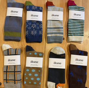 Zkano | Assorted Crew Socks