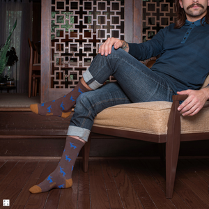 Zkano | Assorted Over Calf Socks