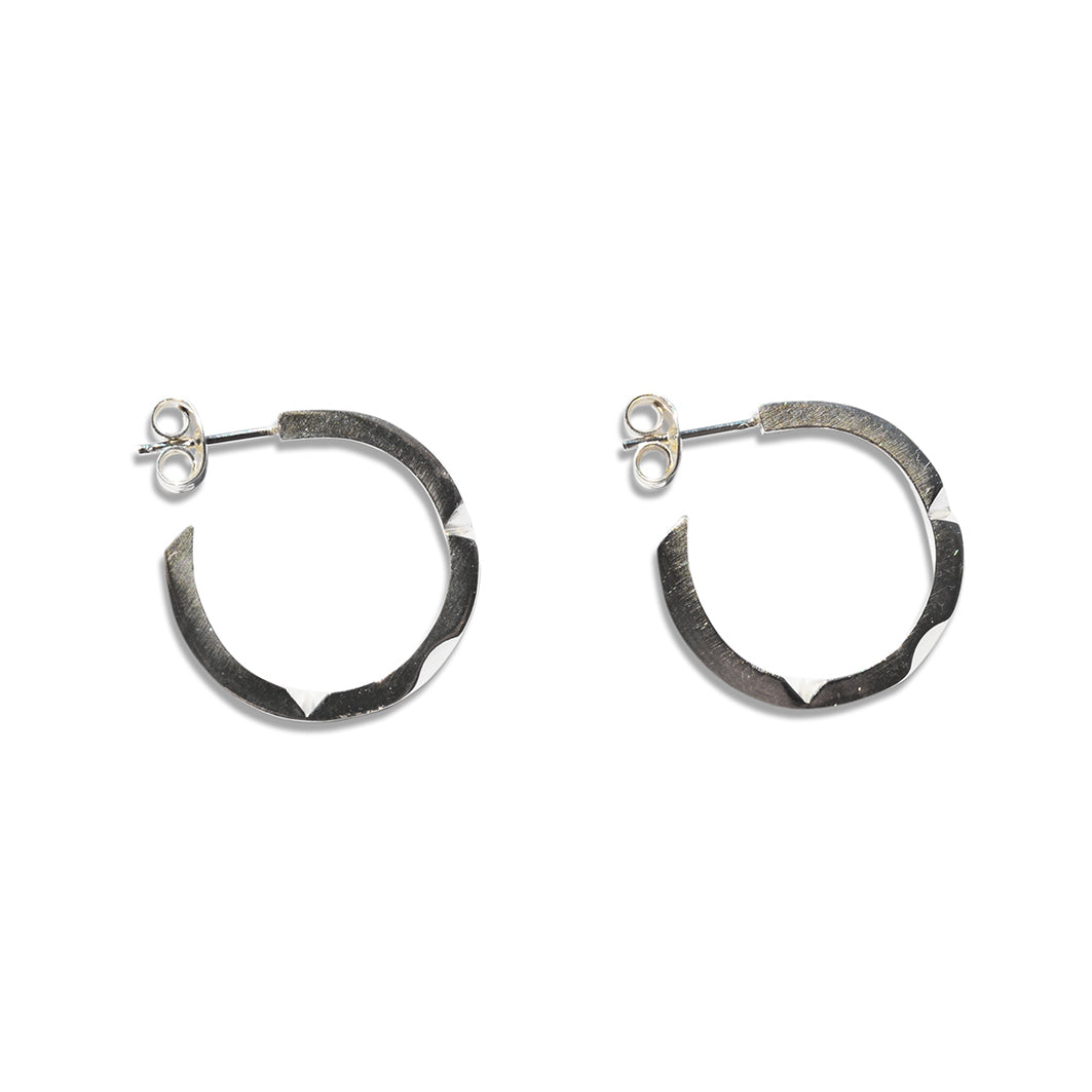 'Totem Hoop' Earrings - Small