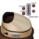 Foot Massager Machine - With Heating Shiatsu technology, suitable for Home and Office