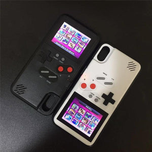 RETROGAMERS IPHONE CASE 3.0 (36 CLASSIC GAMES IN COLOR!)