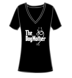 T-shirt, The DogMother Junior V-Neck