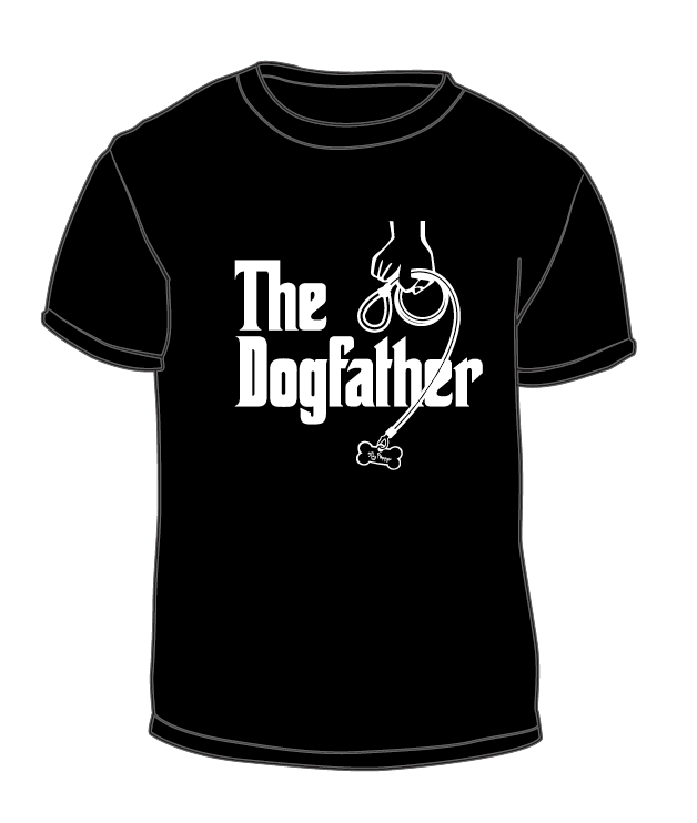 T-shirt, The Dogfather