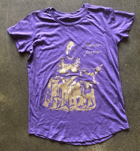 Copy of T-shirt, Frida Amores Perros FIESTA