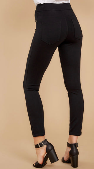 Spanx Backseam Skinny Ponte