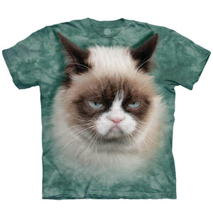 The Grumpy Cat Face T-shirt