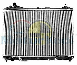 Radiator PA AT Grand Vitara 2.0 / 2.4LT