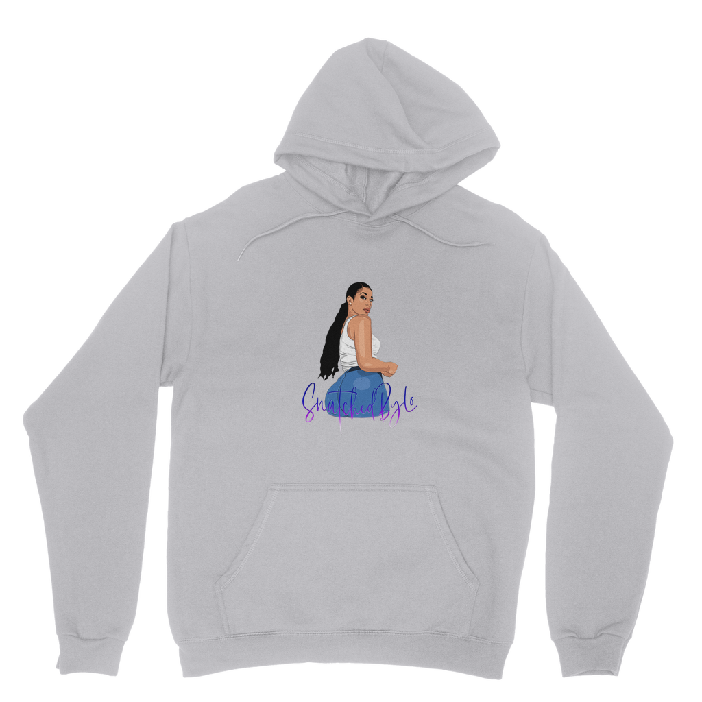 Snatched By Lo Logo Classic Adult Hoodie - MUMBOD