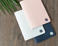 Load image into Gallery viewer, Stone Paper Notebook - Softcover Muscat