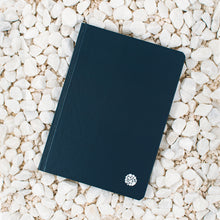 Load image into Gallery viewer, Stone Paper Notebook - Hardcover Indigo