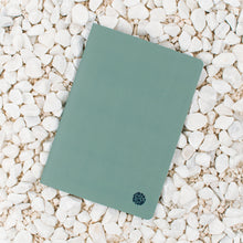 Load image into Gallery viewer, Stone Paper Notebook - Softcover Green
