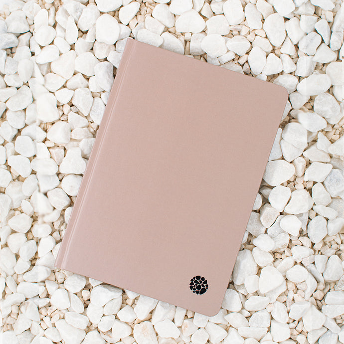 Stone Paper Notebook - Hardcover Muscat