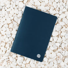 Load image into Gallery viewer, Stone Paper Notebook - Softcover Indigo