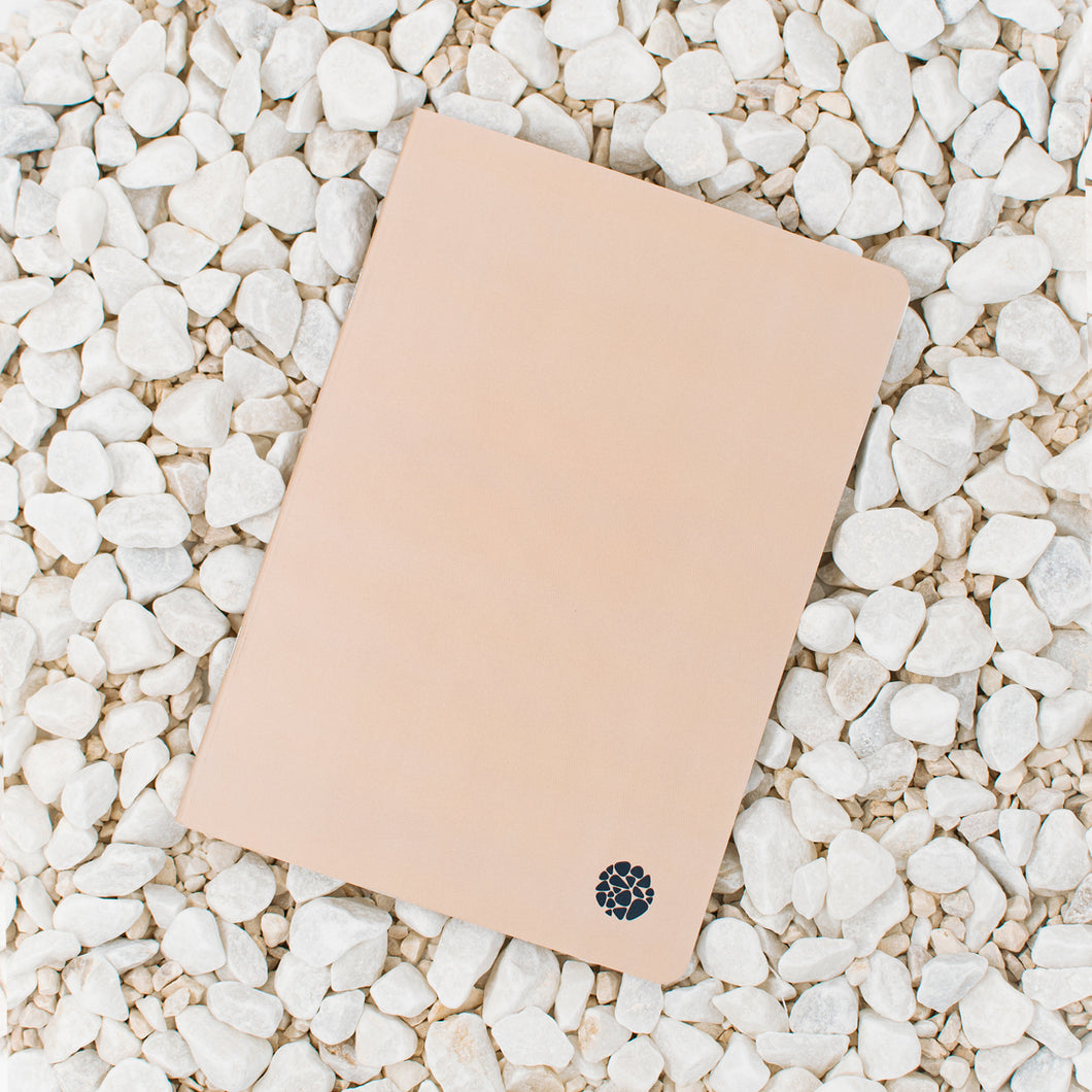 Stone Paper Notebook - Softcover Muscat