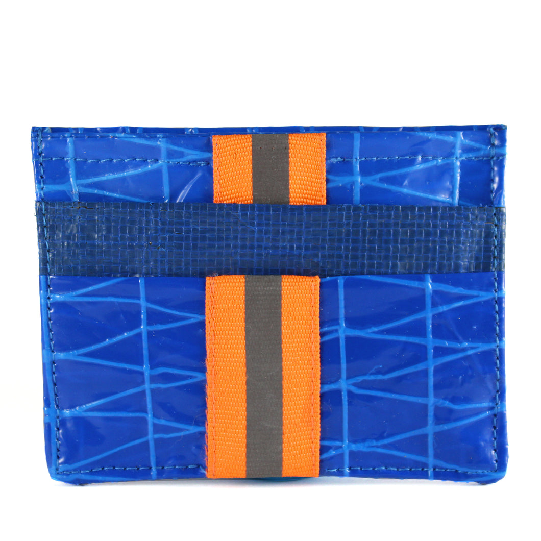 Card Holder Rincón - Orange ribbon