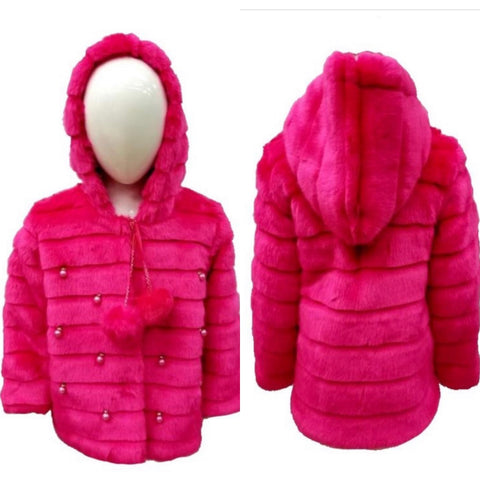 Barbie Dreams Fur Coat