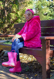 Barbie Dreams Rain Boots
