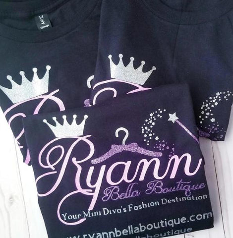 Youth Ryann Bella Boutique Shirt