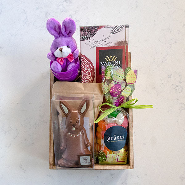 Kids Chocolate Easter Crate