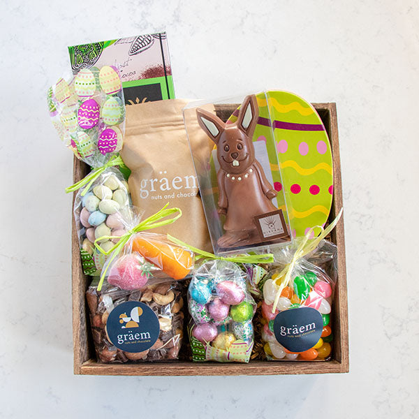 Nut and Chocolate Large Easter Crate