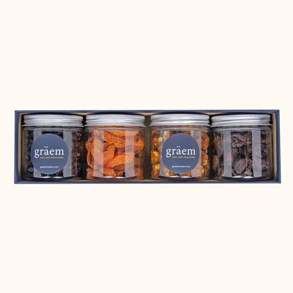 Premium Dried Fruit Gift Box