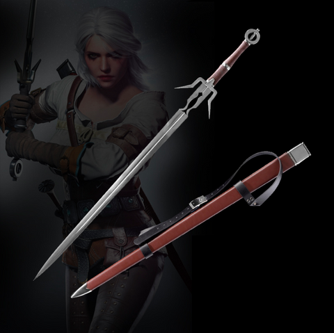 Ciri's Sword The Witcher 3: Wild Hunt