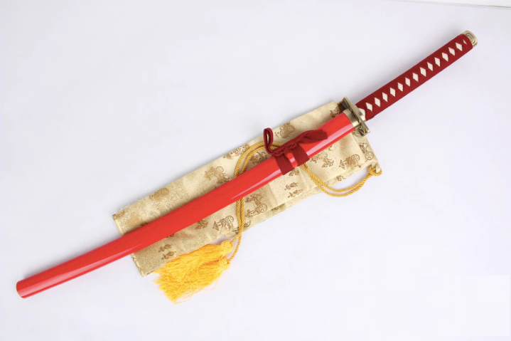 Abarai Renji Bleach Sword