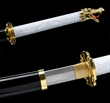 Achilleo High Carbon Steel Katana Samurai Sword