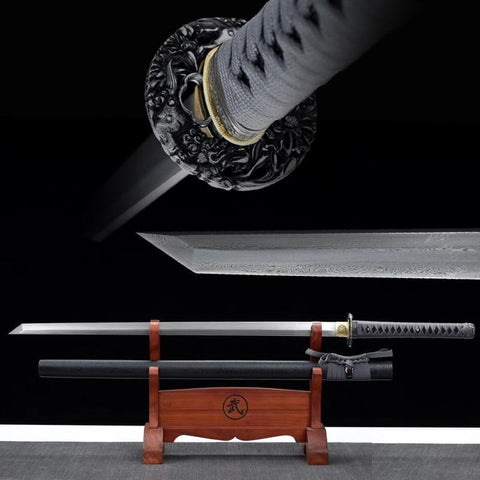 Gurē Folded Steel Ninja Sword