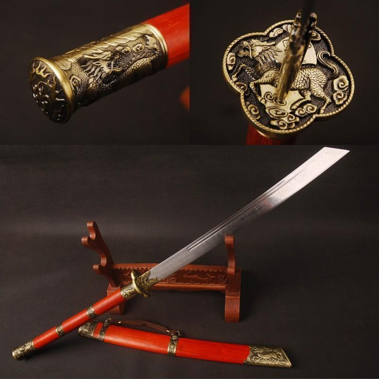 Hand Forged Kangxi Sabre Chinese Dao Sword