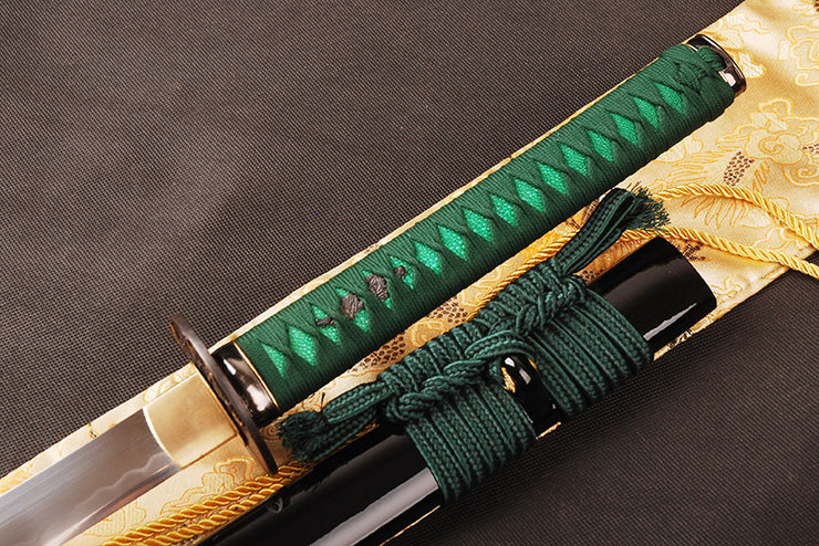 Nakano T8 Clay Tempered Samurai Sword