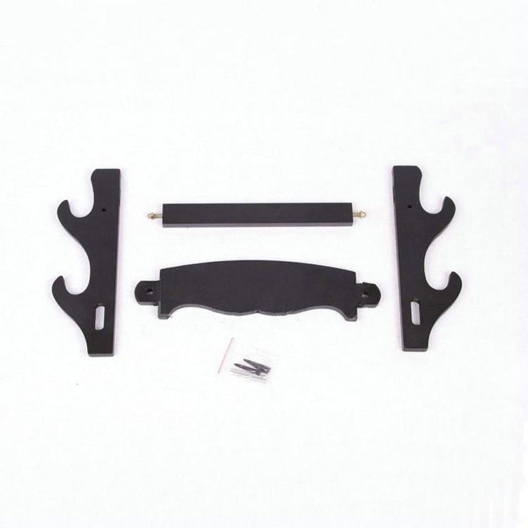Wall Mount Sword Holder For Katana, Wakizashi and Tanto - Double