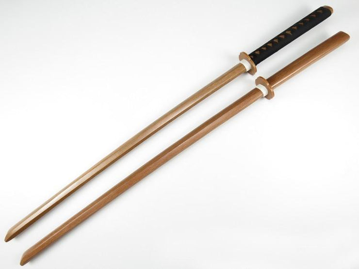 Bokken Wooden Training Sword with Ito